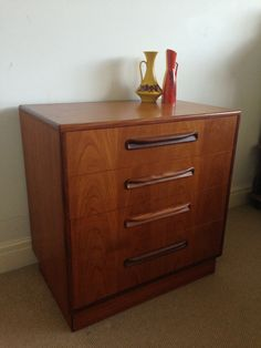 "Retro Teak G Plan Chest of Drawers ""Fresco"" from Oh My Kitsch."
