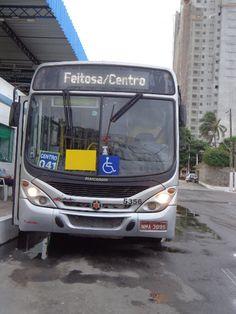 SÉRGIO JOSÉ- ÔNIBUS ALAGOAS: Ônibus de Maceió Terão Programação Especial.