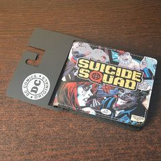 DC Comics - Suicide Squad Wallets - 32 Designs 14.95$ FREE SHIPPING