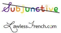 French Subjonctif présent - TPR french story - Histoire de famille ...