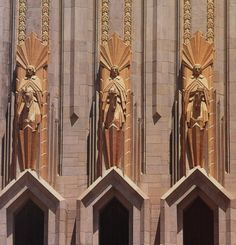 Samples from AMERICAN ART DECO by Carla Breeze