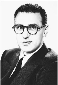 † George Cukor (July 7, 1899 – January 24, 1983) American filmdirector, o.a. from the movie My fair lady.