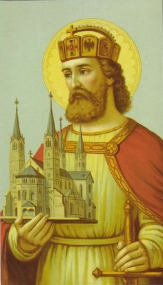 Happy Feast day of St Stephen of Hungary - August 16th