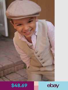 Hats Clothing, Shoes & Accessories Dashing Boys Childrens Place Newsboy Pinstripe Hat To Enjoy High Reputation At Home And Abroad