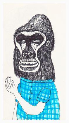 Shay Id Alony | drawing