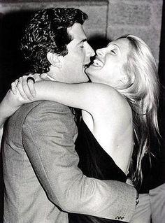 Carolyn Bessette & John Fitzgerald Kennedy Jr