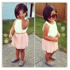 My little VRS will be wearing adorable little outfits like this <3