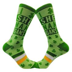 650936ff429 30 Best St. Patrick s Day Socks images in 2019