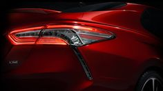 Check out the 2018 Toyota Camry before it's Detroit debut http://www.autoblog.com/2016/12/01/2018-toyota-camry-teaser-detroit-auto-show/