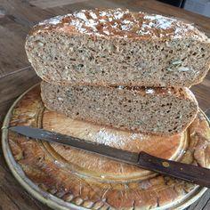 "Draußen nur Kännchen!: ""3-Minuten-Brot"" - reloaded"