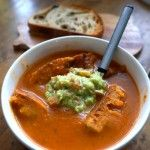 Spicy Tomato Soup - the Flu Killer