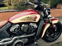 「indian scout custom」の画像検索結果