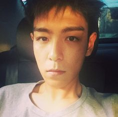 "choi_seung_hyun_tttop IG update 26.5.2015 ---------  머리자르고 속시원 (Translation ""Feel refreshed after a haircut"")~~~~~~~~~~~T.O.P reveals his new hairstyle in time for BIGBANG's next set of promotions"