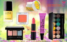 jarní inspirace z dekorativka.cz Nail Polish, Eyeshadow, Lipstick, Cosmetics, Makeup, Beauty, Make Up, Eye Shadow, Lipsticks