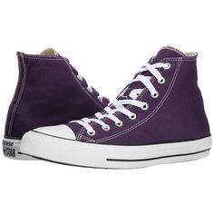 6a1ba9cf7007 Converse Chuck Taylor All Star Seasonal Color Hi Lace up casual Shoes ( 55)  ❤