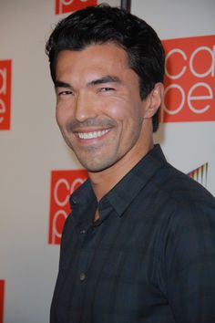 Ian Anthony Dale - 2017 Black hair & alternative hair style. Current length:  short hair