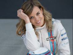 In Conversation With: Williams F1 Driver Susie Wolff