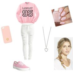 Kian Lawley #95 by s-fiyah on Polyvore featuring polyvore interior interiors interior design home home decor interior decorating VILA Vans Yves Saint Laurent Tory Burch Berry