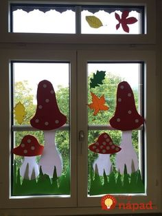 Learn how to make easy and fun Spring crafts for kids - all you need are a few supplies you can buy at your local dollar store Spring Crafts For Kids, Autumn Crafts, Art For Kids, Fall Halloween, Halloween Crafts, Decoration Creche, Diy And Crafts, Paper Crafts, School Decorations