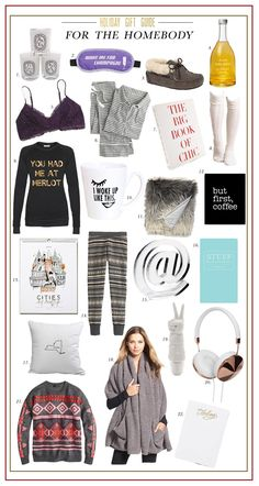 Holiday Gifts for the Homebody   gifts for the home   #giftguide
