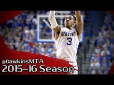 Tyler Ulis Full Highlights 2015.12.26 Kentucky vs Louisville - 21 Pts, 8...