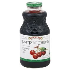 Tart Cherry juice for headache relief!