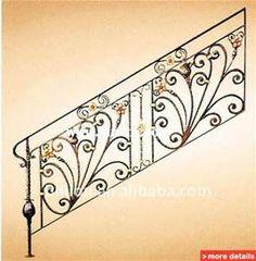 Resultados de la búsqueda de imágenes: wrought iron designs - Yahoo Search