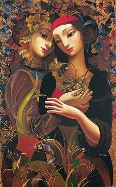 Oleg Zhivetin (1964 - ….) – Pintor Russo_12