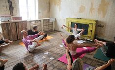 Buildings: Theaster Gates 12 Ballads for Huguenot House Yoga