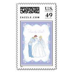 Cinderella - Save the Date Stamp