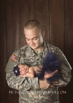 little girls with soldier dads - Google Search