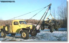 Determine even more details on work trucks. Take a look at our site. Old Dodge Trucks, Tow Truck, Cool Trucks, Pickup Trucks, S10 Pickup, Truck Mounted Crane, Cummins Motor, Panel Truck, Dodge Power Wagon