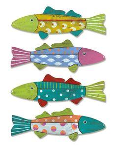7198: Fish Stix [Set of Four] (Product Detail)