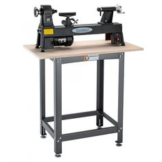 Use this shop stand for a work table, power tool stand or router table. Tool Stand, Router Table, Woodworking Projects, Diy And Crafts, Table Bench, Desk, Tools, Furniture, Shopping