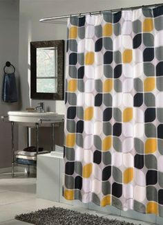 Fun Shower Curtains Extra Long ~ http://topdesignset.com/fun-shower-curtains-for-your-bathroom/