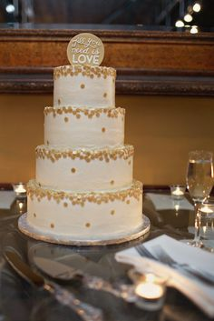 Four Tier Cake | Heather Saunders Photography https://www.theknot.com/marketplace/heather-saunders-photography-royal-oak-mi-167338 | Moulin Events And Meetings https://www.theknot.com/marketplace/moulin-events-and-meetings-st-louis-mo-341266 | The Cakery Bakery https://www.theknot.com/marketplace/the-cakery-bakery-st-louis-mo-369845