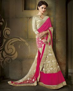 Fancy Designer saree with elegant border  whatsapp / call / viber 919884034418  An exclusive collection of Fancy Designer saree with elegant border from the house of Gautam Marketing. These sarees are a must have wardrobe collection and can be used for all occasions. These designs are exclusively crafted to bring the inner beauty of the women who adores collection. --> For more updates follow us on ==>> Facebook - http://ift.tt/1THaNbJ ==>> Twitter - @gmsarees ==>> Googleplus…