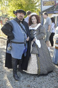 the Arch Duke and Queen Beatrice