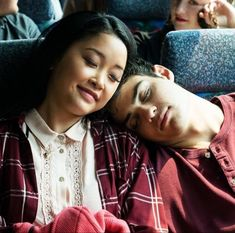 The growth from fake relationship to genuine relationship between Lara Jean and Peter symbolizes the growth and deepness found in Elizabeth and John's relationship. Lara Jean, Julia Stiles, Love Movie, Movie Tv, I Still Love You, My Love, Films Netflix, Peter K, Jean Peters