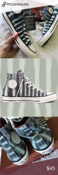 Converse Chuck Taylor's hi tops women's size 8 Brand new women's size 8. No box Converse Shoes Sneakers