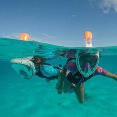 explore dive mask
