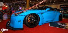 トランススポーツショー Liberty Walk Nissan GT-R