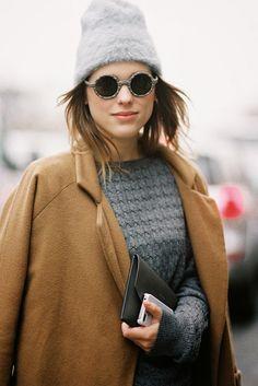 Paris Fashion Week AW 2013....Sabrina - Vanessa Jackman
