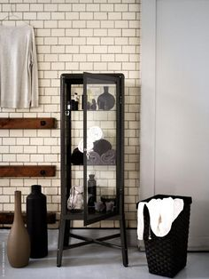 IKEA FABRIKOR cabinet can be used in many different ways