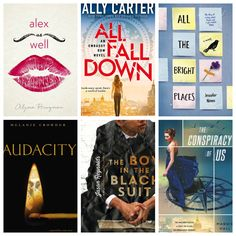 2015 YA Fiction Preview: 105 Titles For Your January – March Radar