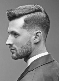 Peinados de moda hombres 2017.