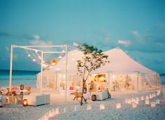Photography: KT Merry - ktmerry.com%0A%0ARead More: http://www.stylemepretty.com/2015/01/06/coral-bahamas-destination-wedding/