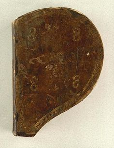 The Heart Book cover, dates from 1550