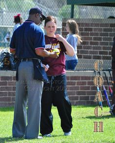 New Boston Lady Lion Coach Claire Collum is a first year coach for the Lady Lions Softball Team.