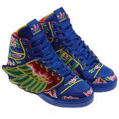 best service 16516 975b9 Eason Chan x adidas Originals by Jeremy Scott - JS Wings Special Edition